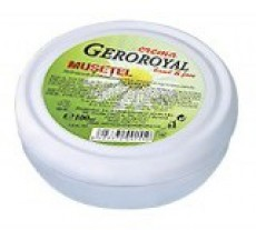 Crema de Maini Musetel Geroroyal 100ML