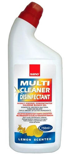 Multicleaner Dezinfectant Sano 750ML