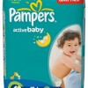 Scutece Pampers Giant Maxi+ Nr 4+ 9-20Kg (set 74)