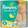 Scutece Pampers Giant Mic Nr 2 3-6Kg (set 100)