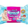 Servetele Umede Angels Travel Pack Ultra Compact (set 20)