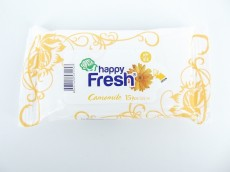 Servetele Umede de Buzunar Camomile Happy Fresh (set 15)